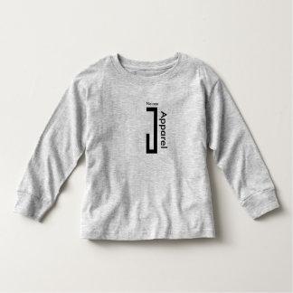 camiseta larga del niño de la ropa de NeiceeJ de