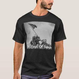 Camiseta Las banderas del amanecer