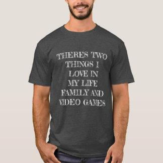 Camiseta Las cosas esas los videojugadores tienen gusto