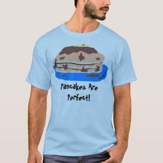 Camiseta ¡Las crepes son perfectas!