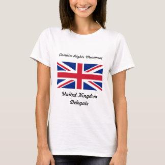 Camiseta Las derechas del vampiro - Reino Unido