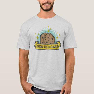 Camiseta ¡Las galletas del bebé el | de Boss están para