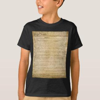 Camiseta ¡Las libertades constitucionales de los E.E.U.U. -