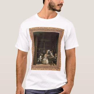 Camiseta Las Meninas de Diego Velázquez