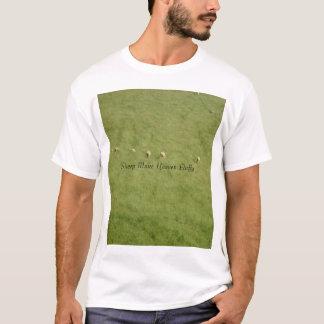Camiseta Las ovejas hacen cielo mullido