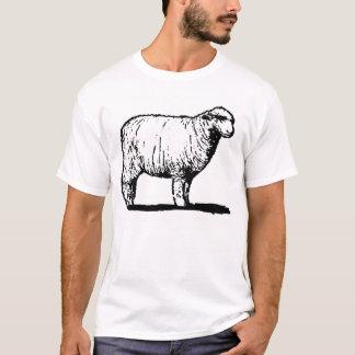 Camiseta Las ovejas solitarias