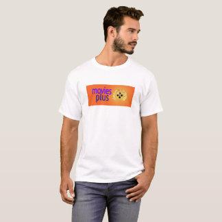 Camiseta Las películas más son un canal de televisión del