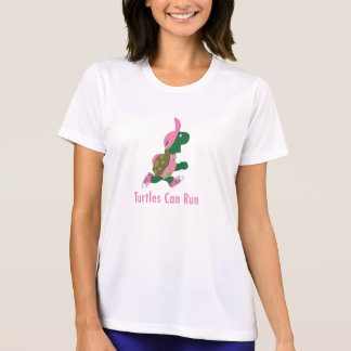 Camiseta Las tortugas pueden correr