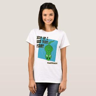 Camiseta LaterGator - no si le veo primero
