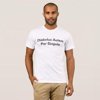 Camiseta latina de la frase para los hombres o las