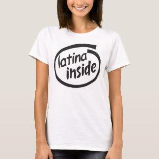 Camiseta Latina dentro