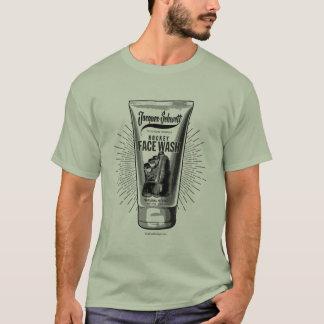Camiseta Lavado de la cara del hockey de Jacques Schwett