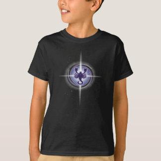 Camiseta Lavanda del horóscopo del escorpión