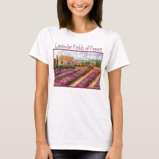 Camiseta Lavendar en Provence Francia