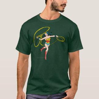 Camiseta Lazo de balanceo de la Mujer Maravilla