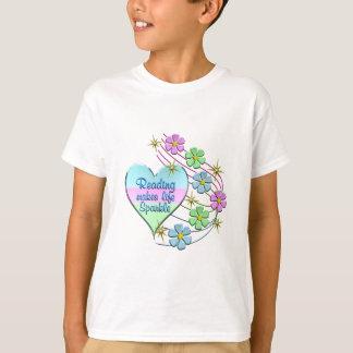 Camiseta Lectura de chispas