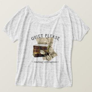 Camiseta Lectura en curso