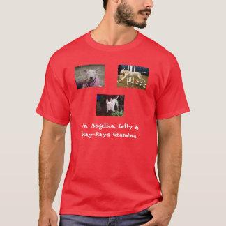 Camiseta LeftyMMBC, angelface, rayray2, soy la angélica,