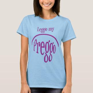 Camiseta Leggo mi Preggo