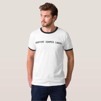 Camiseta Lema de Virginia Occidental