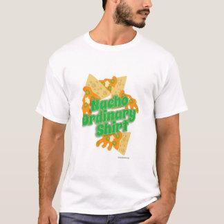 Camiseta Lema divertido del ordinario del Nacho