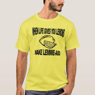 Camiseta lemmie-ayuda para ms Lemtrada
