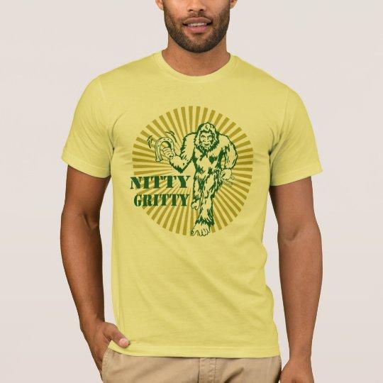 Camiseta Lendroso - mostaza arenosa