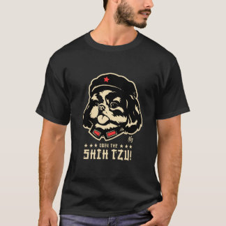 Camiseta Lengua del presidente SHIH-TZU