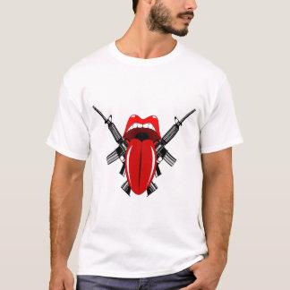 Camiseta Lengua infiel