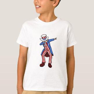 Camiseta Lenguado del tío Sam