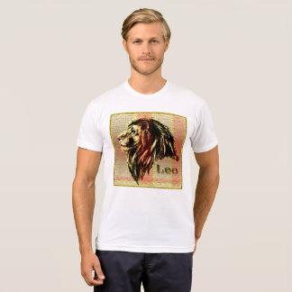 Camiseta Leo el león