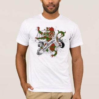 Camiseta León del tartán de MacGregor