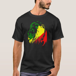 Camiseta LEÓN ESTILO Jamaican