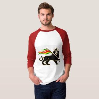 Camiseta León real de Rasta