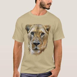 Camiseta Leona de África