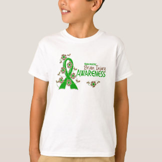 Camiseta Lesión cerebral traumática de la conciencia 6