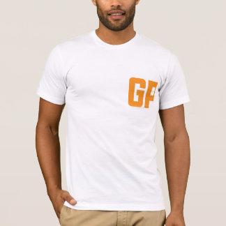 Camiseta Letras del Minimalist del GP