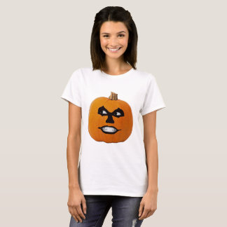 Camiseta Levante la cara siniestra de la linterna del o,