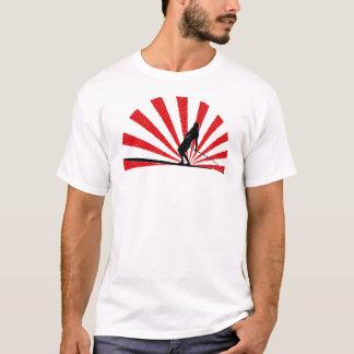 Camiseta Levántese el SORBO de levantamiento del embarque