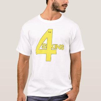 Camiseta ley 4Skins uno para ellos logotipo