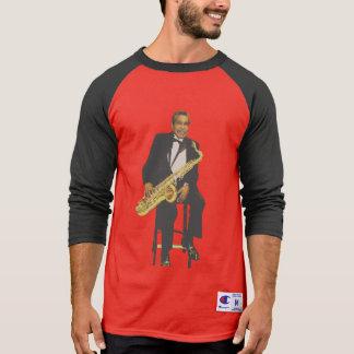 Camiseta Leyenda del jazz de Sam Reed