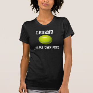 Camiseta Leyenda del tenis