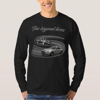 Camiseta Leyendas clásicas del entusiasta del coche