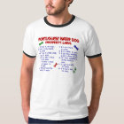 Camiseta Leyes PORTUGUESAS 2 de la propiedad del PERRO de
