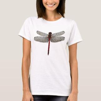 Camiseta - libélula