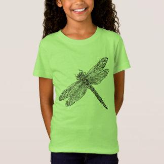 Camiseta Libélula en estilo