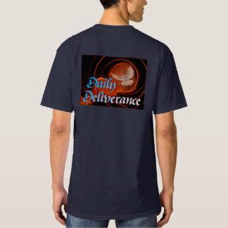 Camiseta Liberación diaria: Guerrero del señor