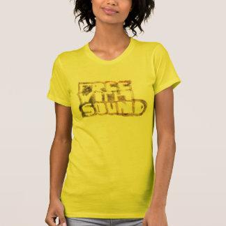 Camiseta Libere con el sonido