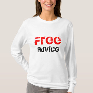 Camiseta Libere, consejo