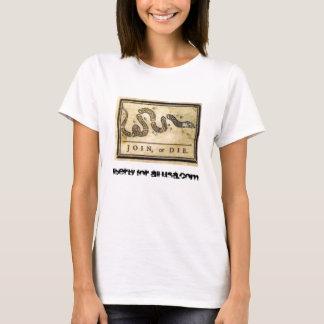 Camiseta Libertad del verano de las señoras para todos